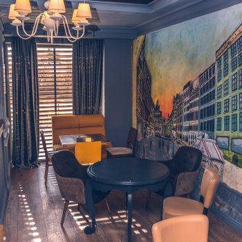 Restaurant Coquette Bistro Caracal